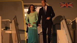 Prinz William und Herzogin Kate: Komplikationen bei Flug nach Islamabad