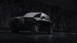 Getunter Rolls-Royce: SUV Cullinan hat als Black Badge 600 PS