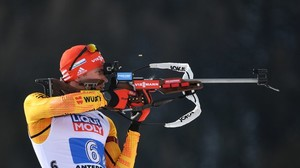 Showdown in Antholz - Biathlon-WM: Doll ist für Duell mit Top-Duo bereit