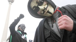 Anonymous Germany im Interview: