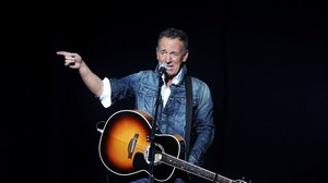 Video freigeschaltet: Bruce Springsteen widmet Joe Biden