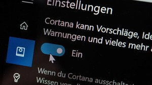 Sprachassistenten: Cortana-Start unter Windows verhindern