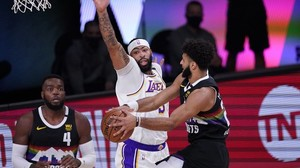 Basketball - NBA-Playoffs: Denver Nuggets verkürzen Serie gegen Lakers