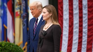 USA: Kritik an Trumps Kandidatin Amy Coney Barrett –
