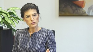 Sahra Wagenknecht im Video-Interview: