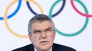 Trotz Corona-Notstands: IOC-Chef Bach schließt Olympia-Absage aus
