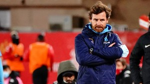 Ligue 1: Olympique Marseille Trainer Villas-Boas