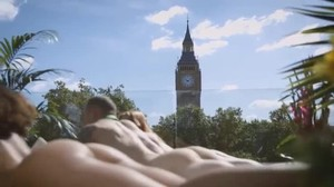 Nudisten-Club eröffnet FKK-Dachterrasse in London