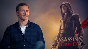 Michael Fassbender im Video-Interview